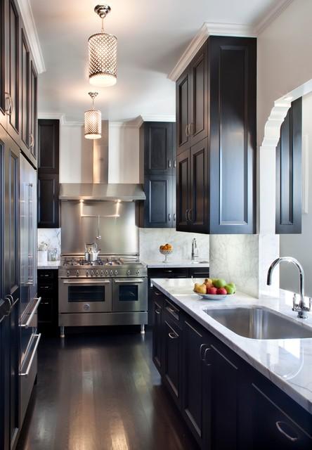 Краевые панели на кухне