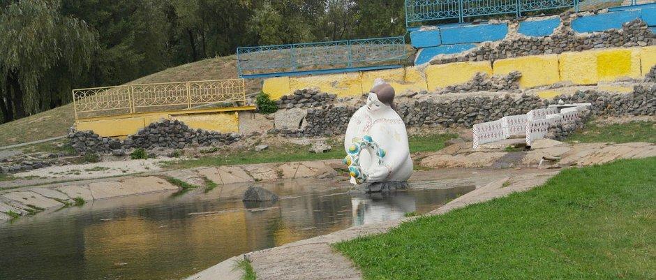 Парк Победы Бровары