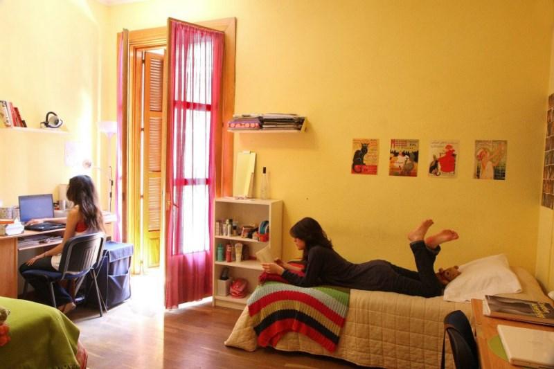 как украсить комнату в общежитии