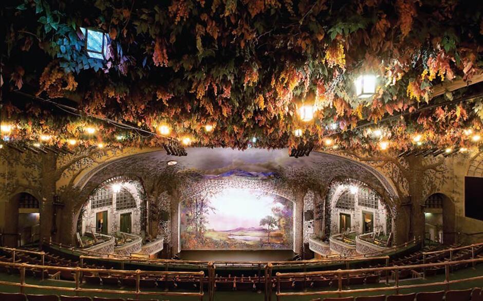 зимний сад театр