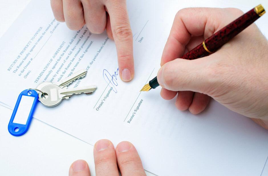 страховой арендный депозит