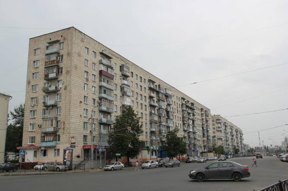 Квартира ленпроект