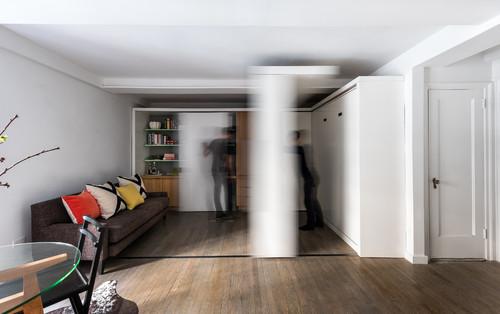 Гостиная и общая комната