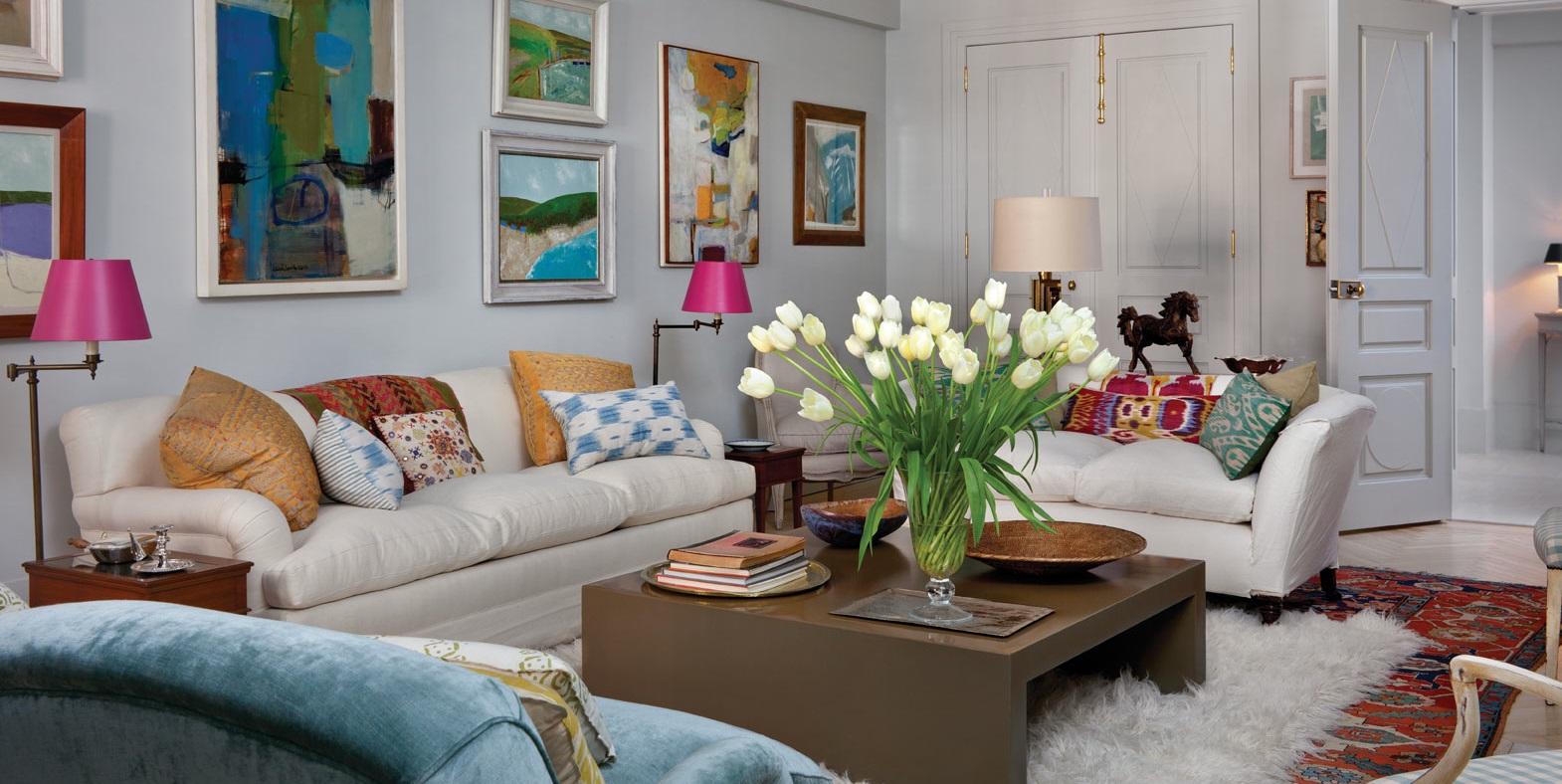 Как создать максимализм в квартире