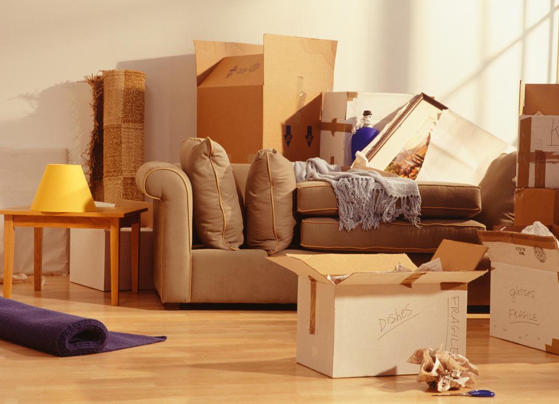 Советы по распаковке после переезда