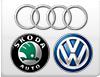 Мир  Skoda, Volkswagen,  Audi