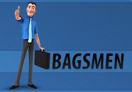 Интернет магазин мужских сумок и кошельков «Bagsmen»