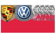 Запчасти Porsche, Volkswagen, Audi