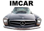 IMCAR - запчасти мерседес