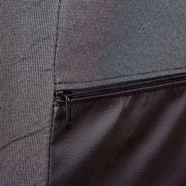 Карманчик на спинке чехлов для передних сидений