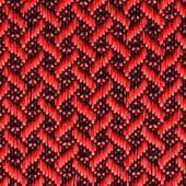 Цвет центральной части - Красный