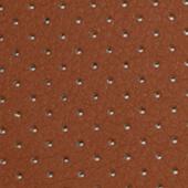 Цвет центральной части - Рыжий с перфорацией