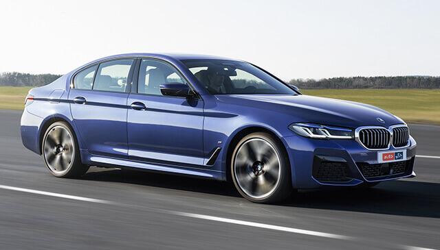 BMW 5 серії