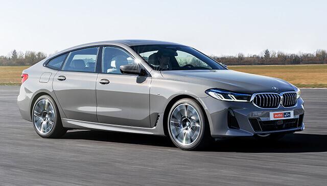 BMW 6 серії Gran Turismo