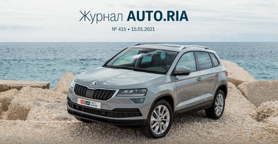 В журнале: новый Hyundai Palisade в Украине, что мы покупали в 2020-м, тест-драйв Skoda Karoq с «автоматом», первые фото Jeep Grand Cherokee и смехотворные «суперкары»