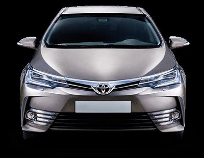 Toyota Corolla winner 2017