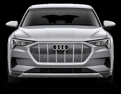 Audi E-tron winner 2020