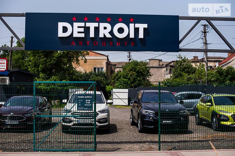 Автоцентр Detroit