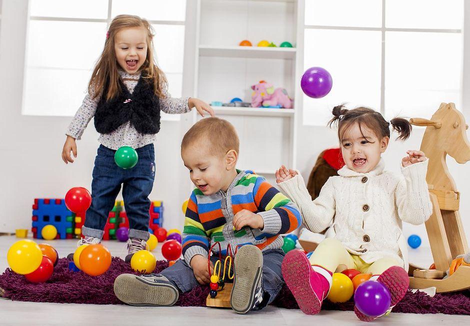 Покупай подержанное: детские игрушки