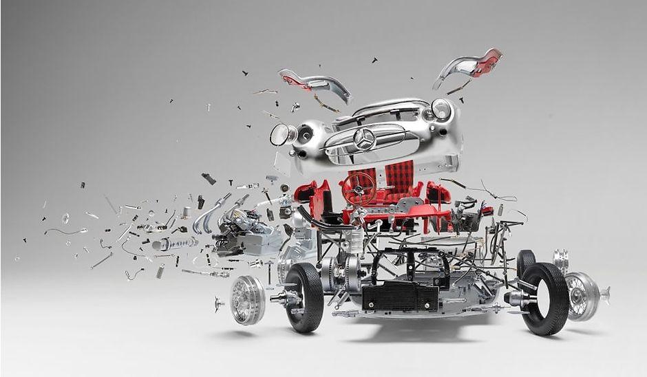Что такое оригинальные запчасти к автомобилям?
