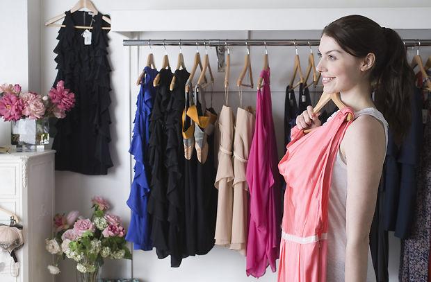 Как составить объявление о продаже платья