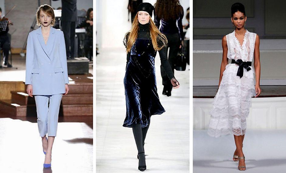 Модные тенденции 2017 года: Классическая одежда