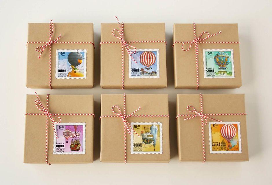 Варианты упаковки посылки