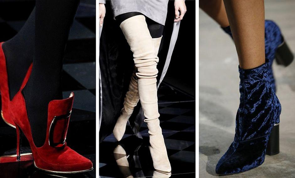 Модные тенденции 2017 года: Модная обувь