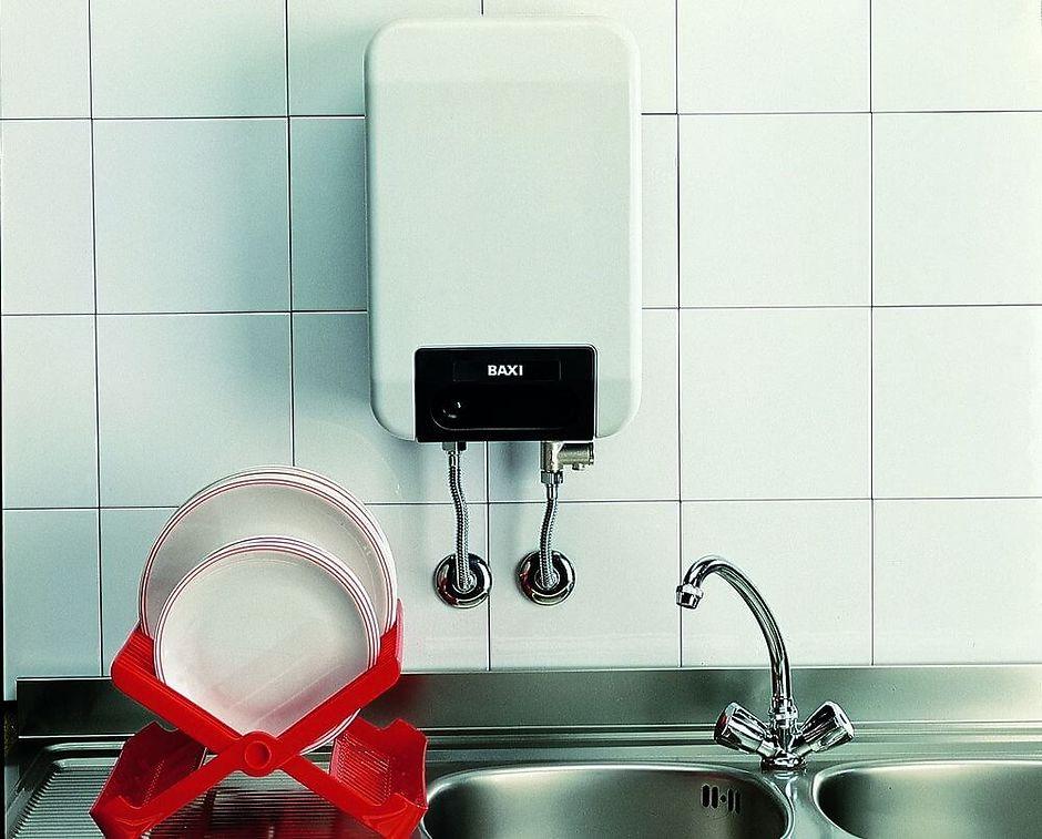 Резервный источник горячей воды