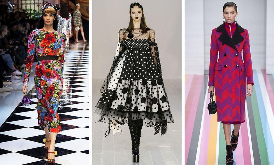 Женский стиль: какие цвета будут модными в 2017 году