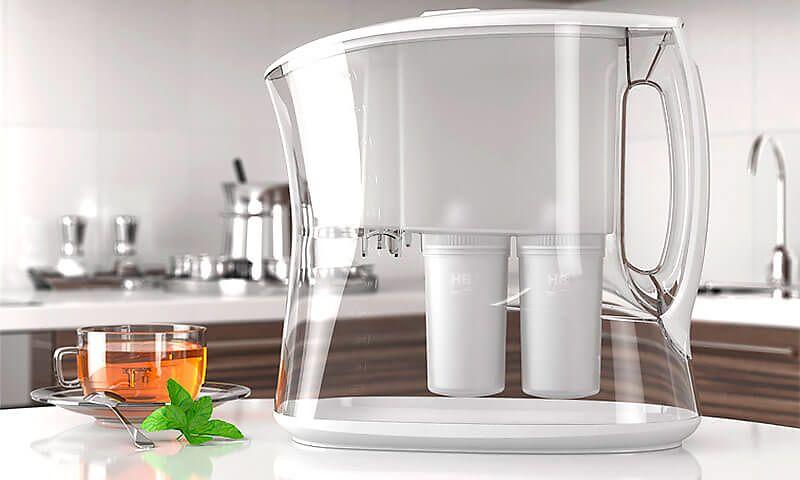 Четвёртый способ очистки воды: фильтрование