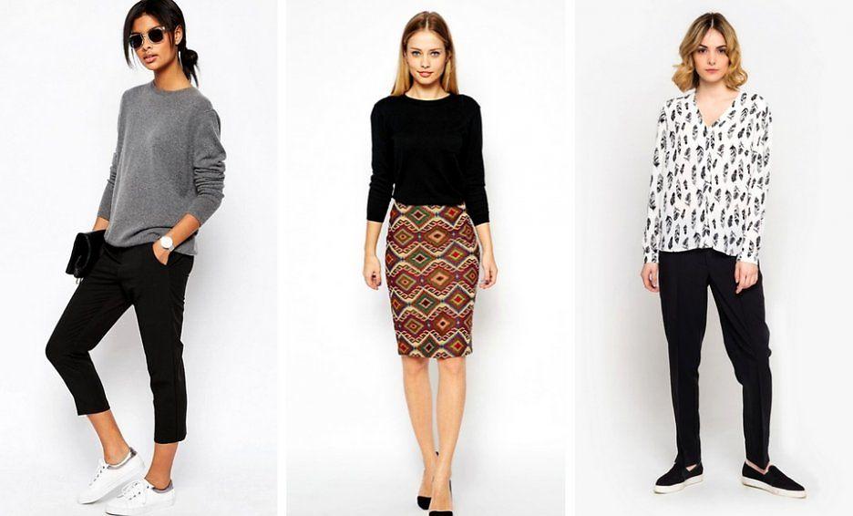 Правильный выбор одежды для девушек низкого роста