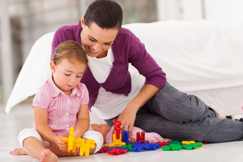Критерии выбора игрушки для маленького ребенка