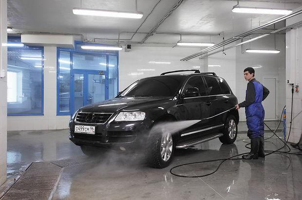 Как мыть диски авто