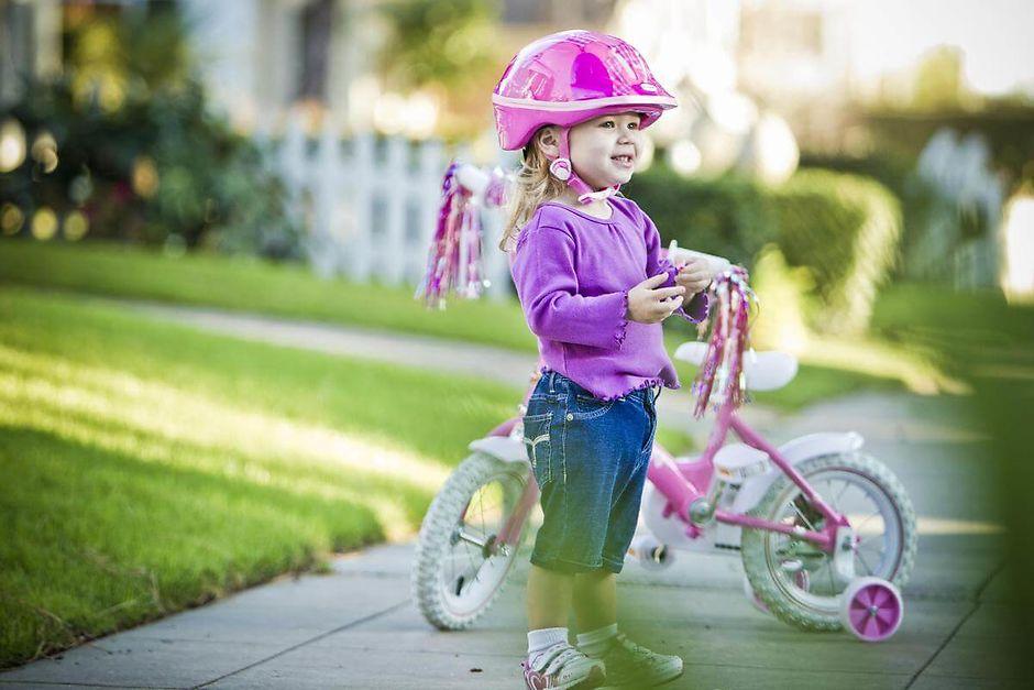 Где купить и как выбрать велосипед для ребенка