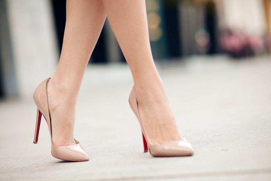 Обувь для тех, кто хочет казаться выше