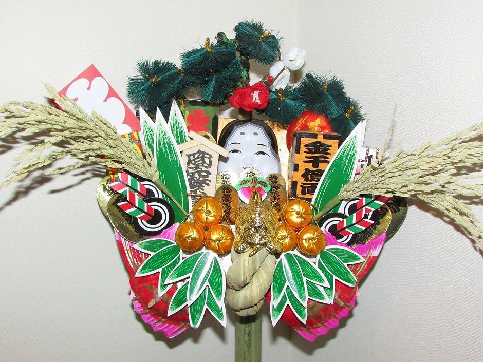 Новогодние традиции Японии