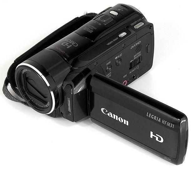 Как продать новую видеокамеру