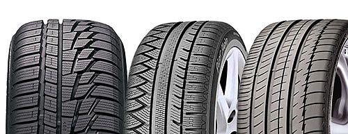 Особенности конструкции асимметричных шин