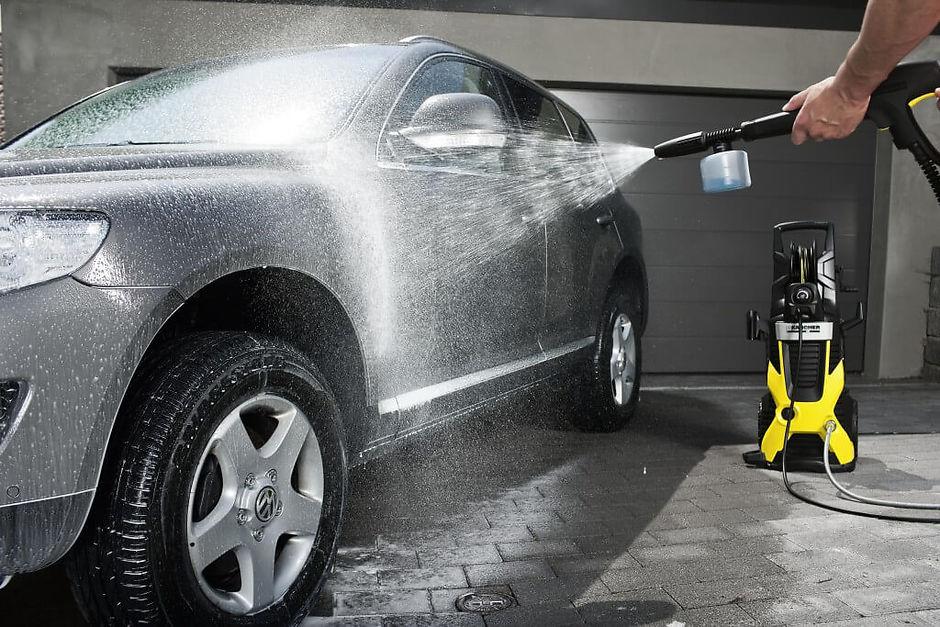 Как мыть кузов