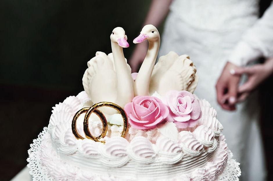 Свадебная кондитерская