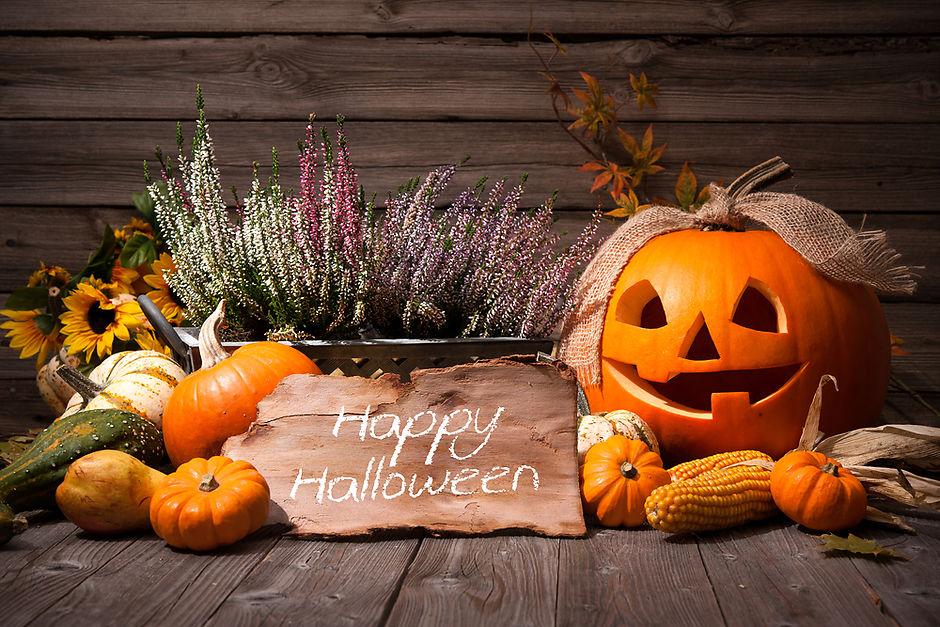 Happy Halloween, Boo!