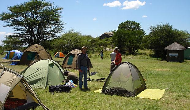 Материалы для палаток