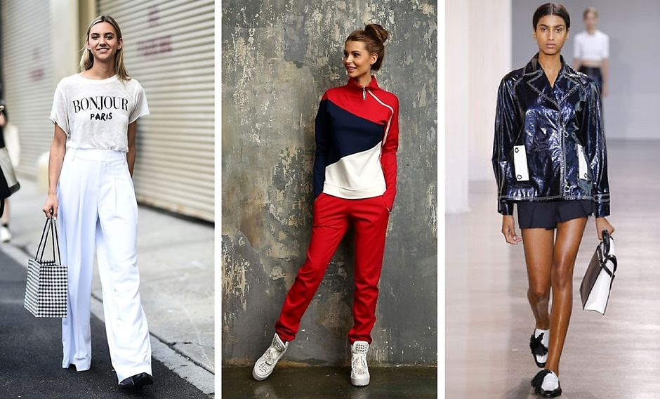 Модные тенденции 2017 года: спортивная одежда
