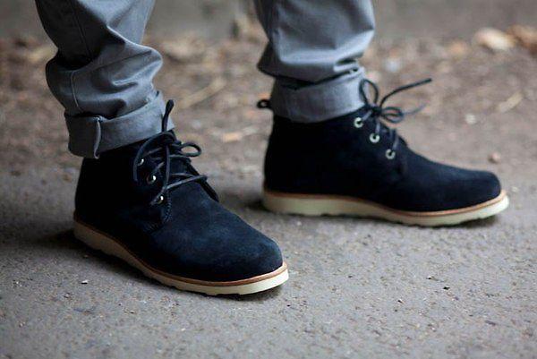 Обувь мужчине на зиму