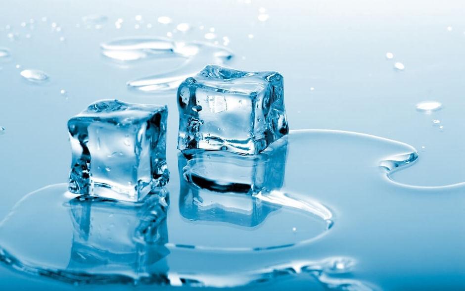Третий способ очистки воды: заморозка