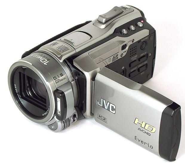 Подержанная видеокамера