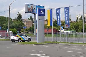 СТО «Эдем-Авто» автоцентр Hyundai на Кільцевій в Софиевской Борщаговке