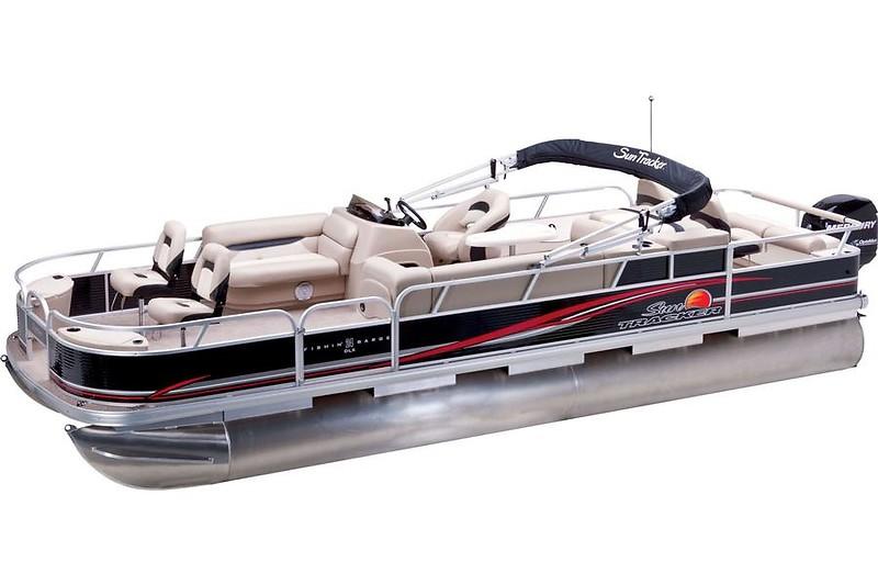 Sun Tracker Fishin Barge 24 DLX