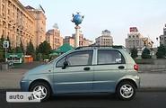 Продаж нового автомобіля Daewoo Matiz на базаре авто